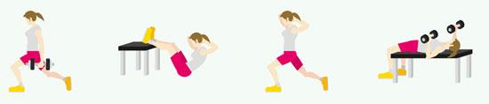 短期間ダイエットにオススメの運動と食事