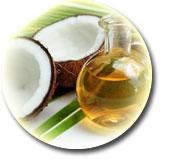 ココナッツオイルの画像