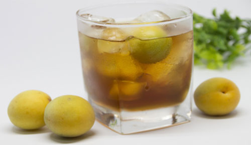 糖質の多いアルコール飲料