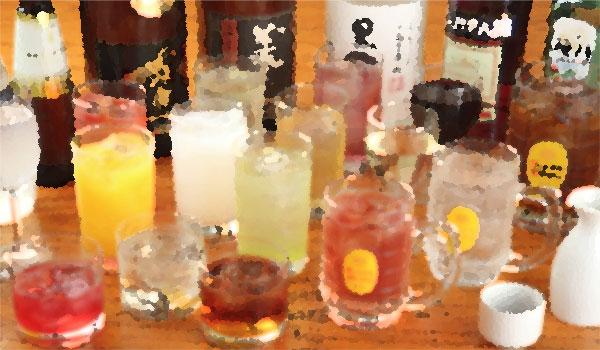 居酒屋で選ぶべきお酒